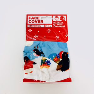 Christmas Face Covering - Child