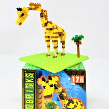 Load image into Gallery viewer, Animal Microbricks Sets