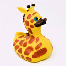 Load image into Gallery viewer, Animal Design Rubber Duck