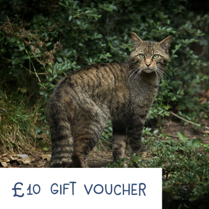 Highland Wildlife Park Gift Voucher - £10