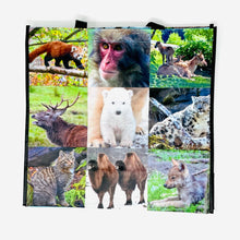 Load image into Gallery viewer, Highland Wildlife Park Recycled Bag
