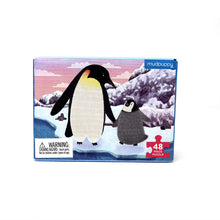 Load image into Gallery viewer, Penguin Jigsaw Puzzle (48 pieces)