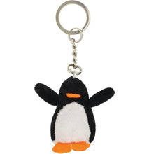 Load image into Gallery viewer, Edinburgh Zoo Tiny Softies Keyring
