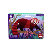 Load image into Gallery viewer, Red Panda Jigsaw Puzzle (48 pieces)