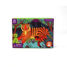 Load image into Gallery viewer, Tiger Jigsaw Puzzle (48 pieces)