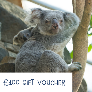 Edinburgh Zoo Gift Voucher - £100