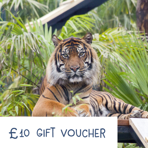 Edinburgh Zoo Gift Voucher - £10