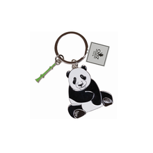 Load image into Gallery viewer, Edinburgh Zoo Keyring