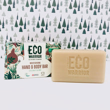 Load image into Gallery viewer, Flamingo Cosmetic Bag and Eco Warrior Soap Trio Bundle
