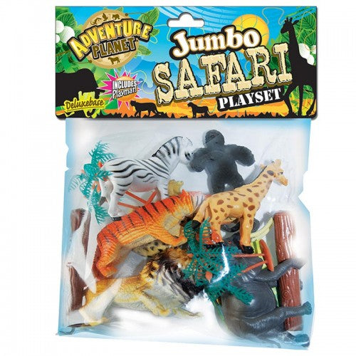 Jumbo Safari Playset