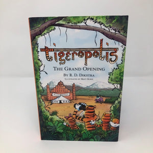 Tigeropolis: The Grand Opening