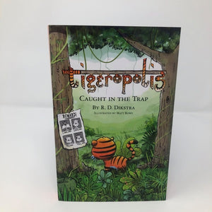 Tigeropolis: Caught in the Trap