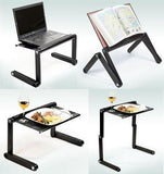 FOLDABLE LAPTOP/FOOD TABLE
