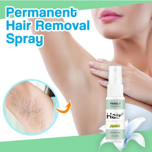 Permanent Hair Removal Spray