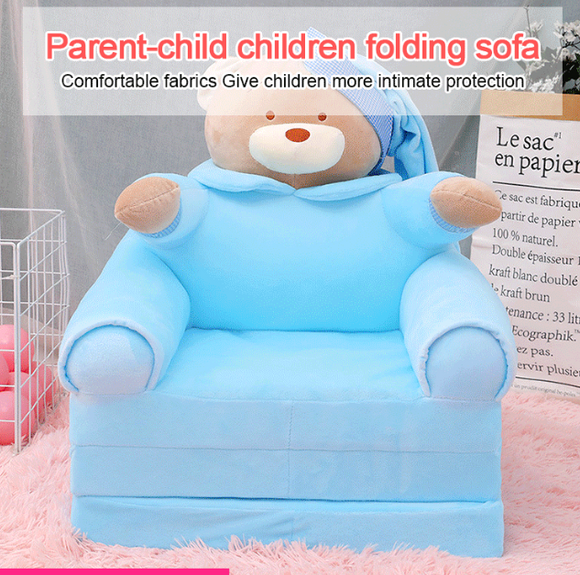 Parent-Child Children Folding Reclining Sofa