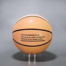 Load image into Gallery viewer, CHANGE MAKEAIR LIMITED EDITION BASKETBALL