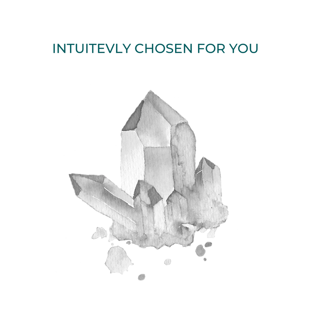 INTUITIVELY CHOSEN CRYSTAL - We choose for you!