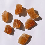Honey Calcite Rough