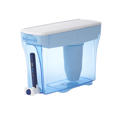 30 Cup Water Filter Ready-Pour Dispenser | ZeroWater