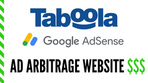 Ad Arbitrage Website