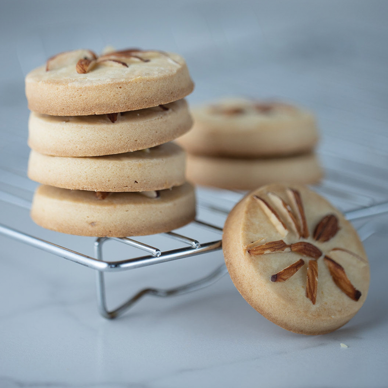 Almond Shortbreads