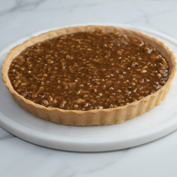 Walnut Fudge Tart
