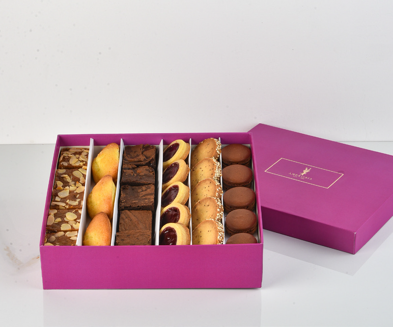 PETIT FOUR BOX (LARGE)