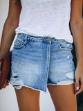 Casual Summer Denim Shorts