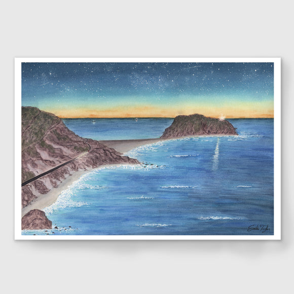 Point Sur Limited Edition Print