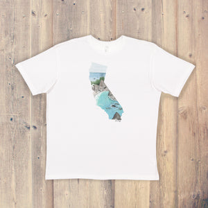 California T-shirt | California Tee | Home State Shirt | California Pride Shirt | Mcway falls Cali, Yosemite
