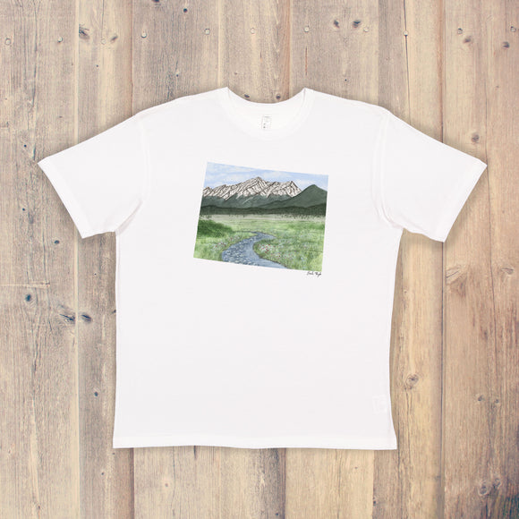 Colorado T-shirt | Colorado Tee | Home State Shirt | Colorado Pride Shirt | Colorado Mountains