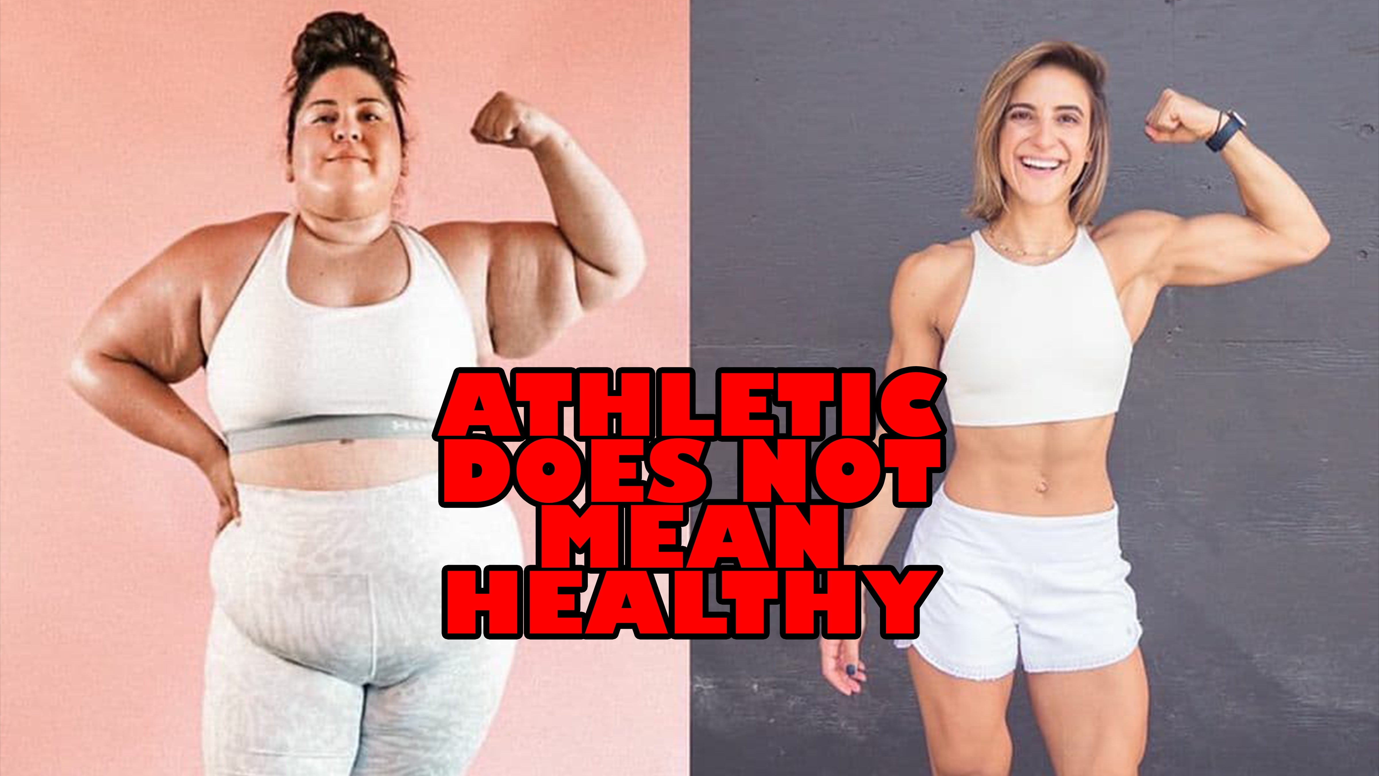 Meg Boggs and the Difference Between Being an Athlete and Being Healthy