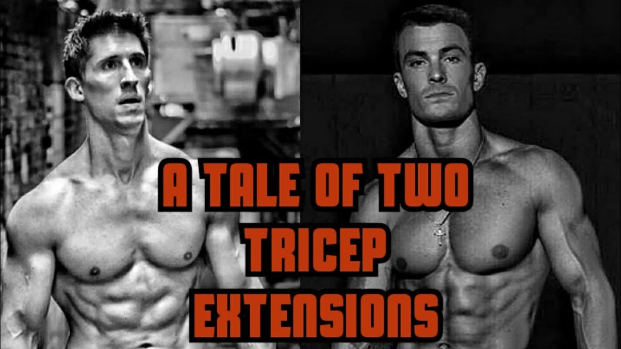 A Tale Of Two Tricep Extensions- Athlean X VS VShreds