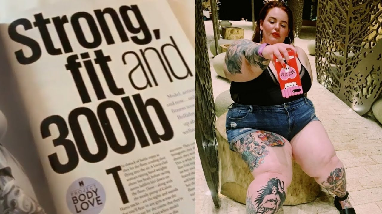 Cosmo UK Declares Tess Holliday Strong, Fit, and 300 Pounds