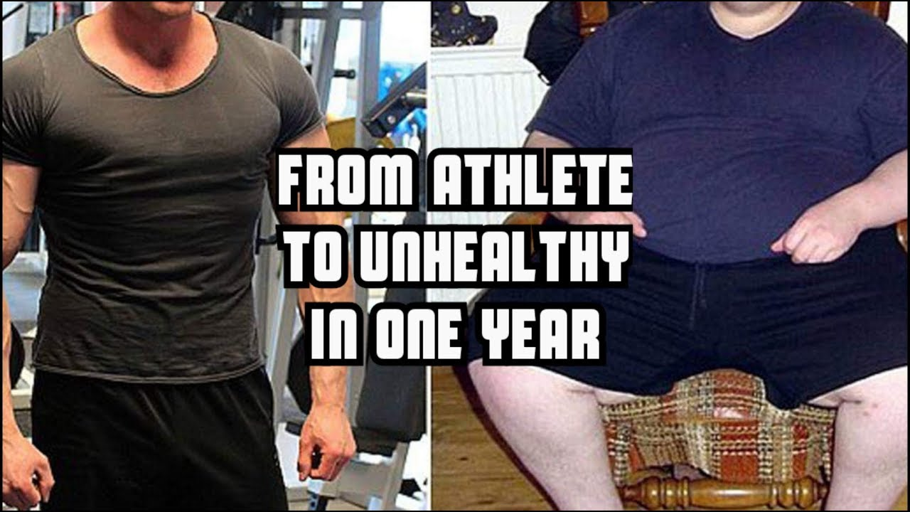 From Fit to Unhealthy in a Year _ The Math and How it Can Happen to You