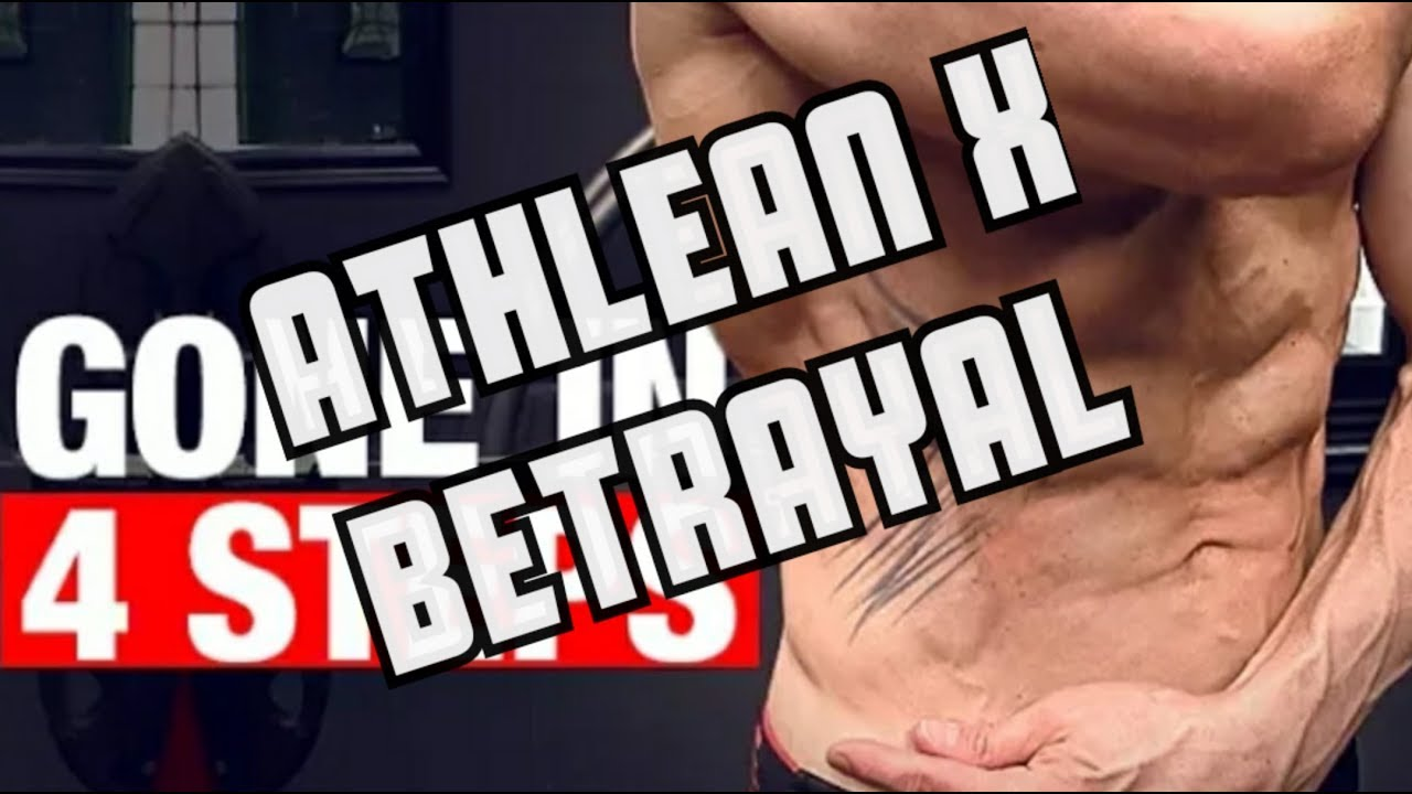 Has Athlean X Betrayed Us By Trying To Sell Targeted Fat Reduction