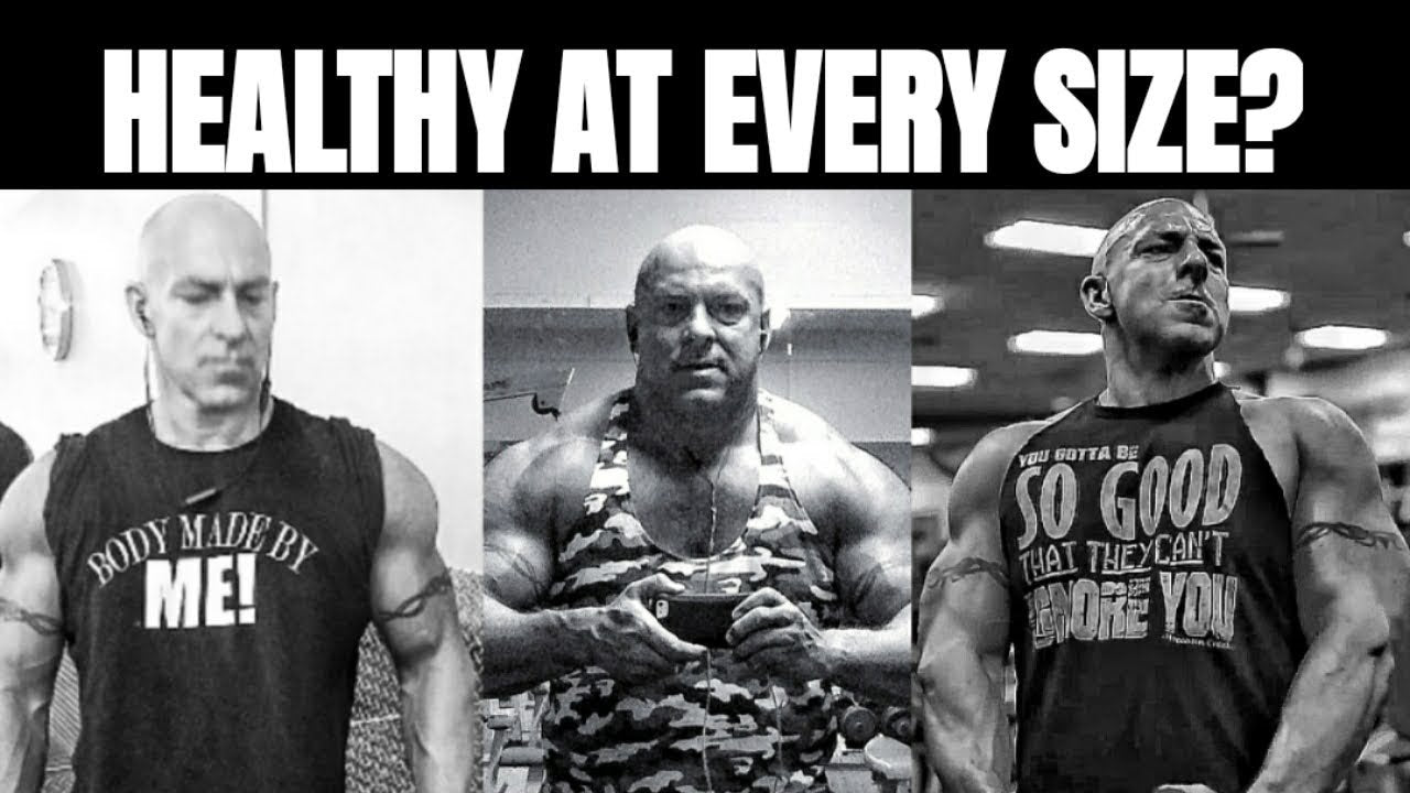 Healthy at Every Size Weight Lifter Edition