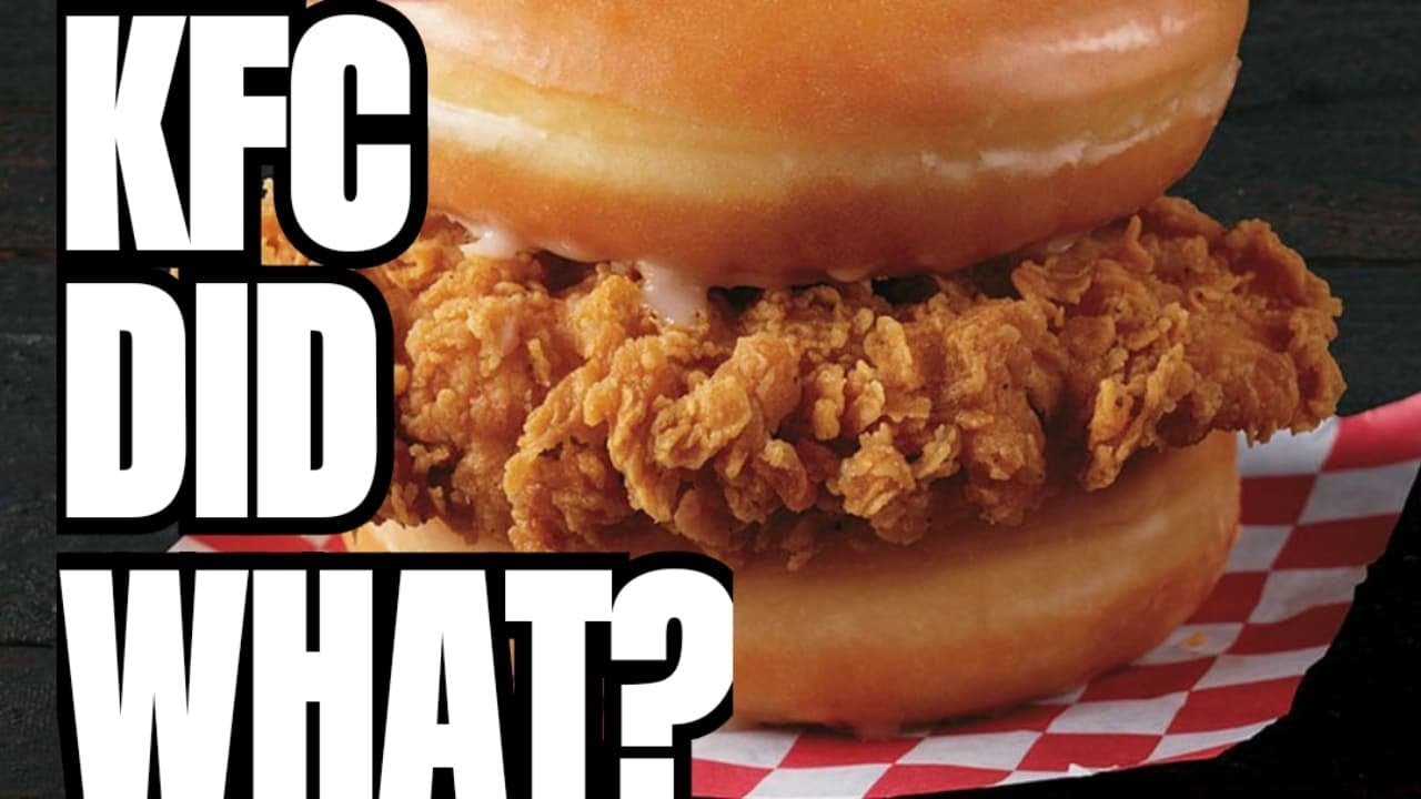 KFC's Donut Chicken Sandwich _ Where the Responsibility Falls