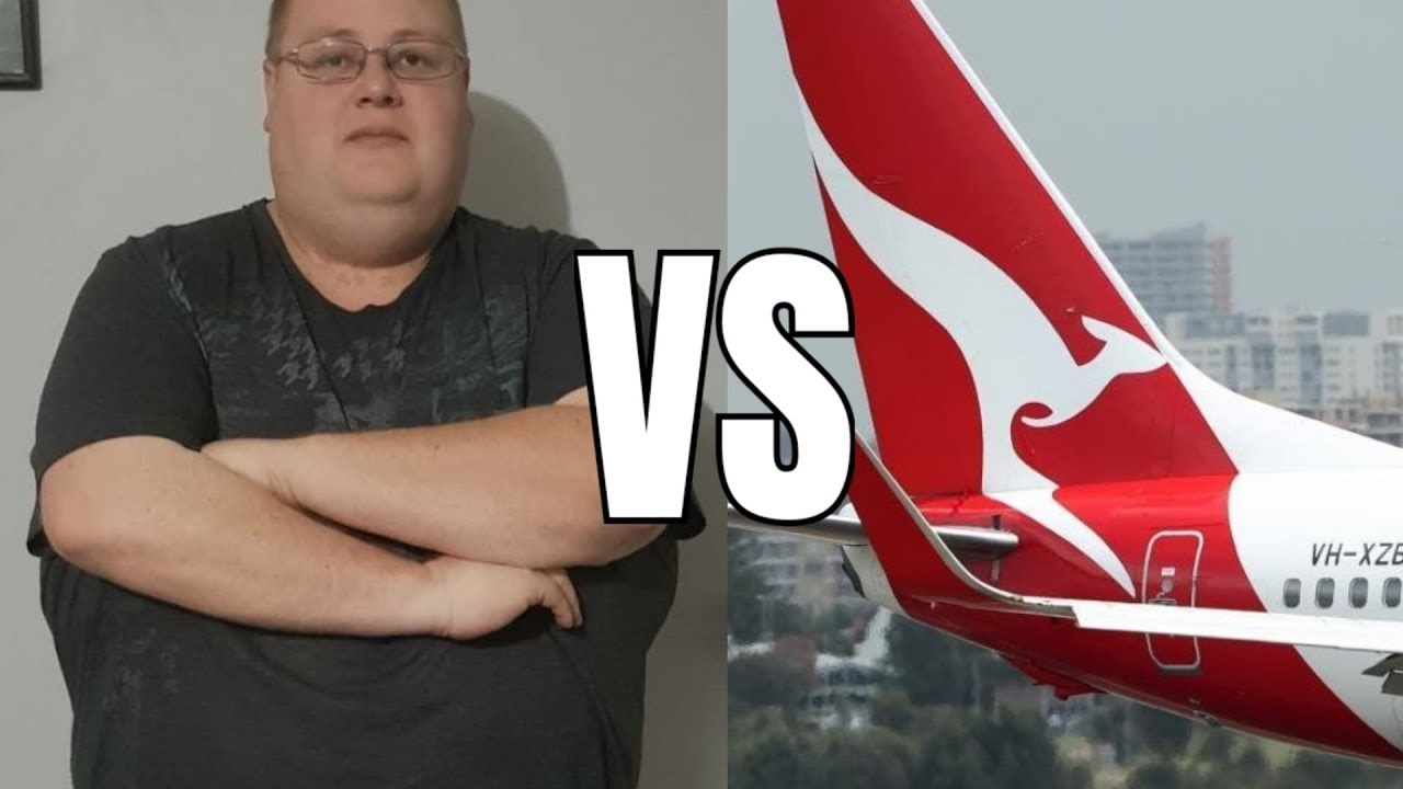 Man Fat Shames Himself on Airline _ Goes to the Press to Tell Everyone