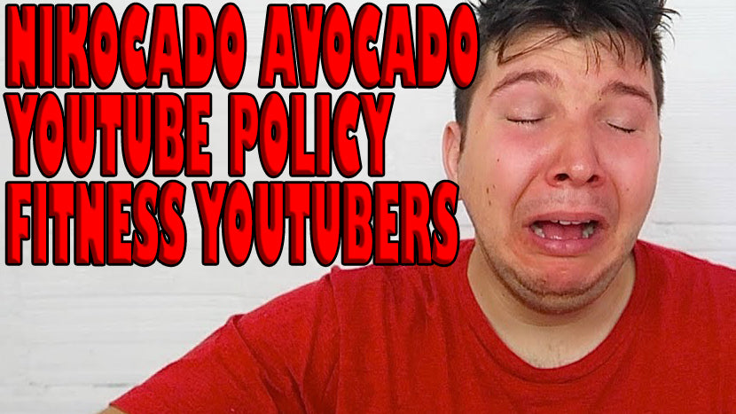 Nikocado Avocado, Mukbangs, Youtube Policy, and Fitness Youtubers