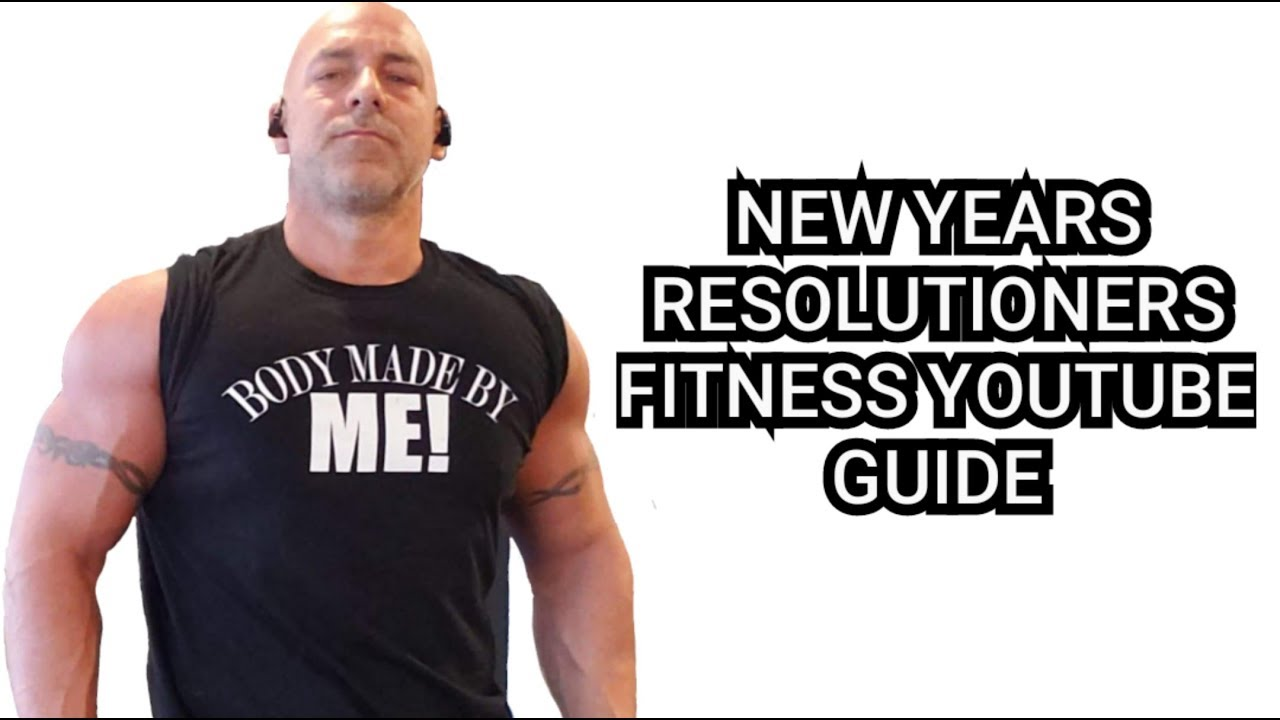 New Years Resolutioners Guide to Fitness Youtube _ AThlean X _ Infinite Elgintensity _ Chris Heria