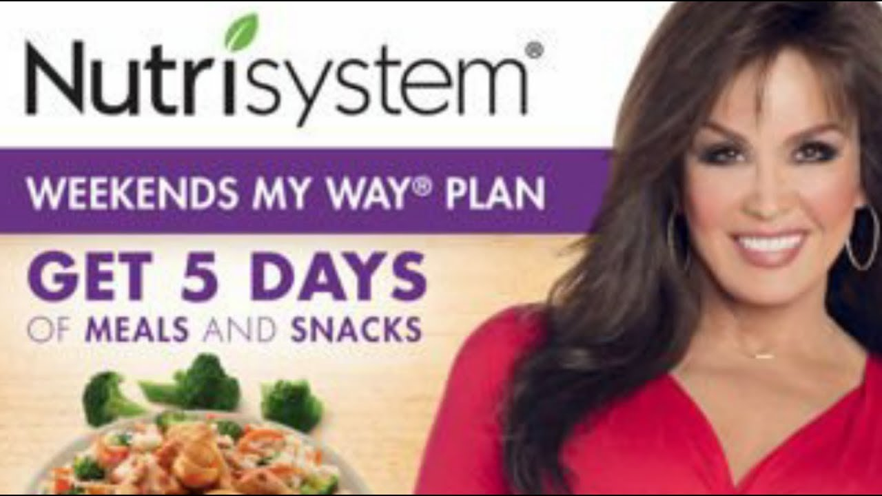 Nutrisystem for $5000 to $6000 a Year to Learn Nothing