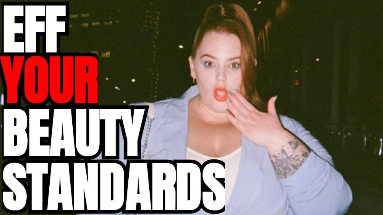 The Beauty Standards of Tess Holliday _ Pretty Effing Standard