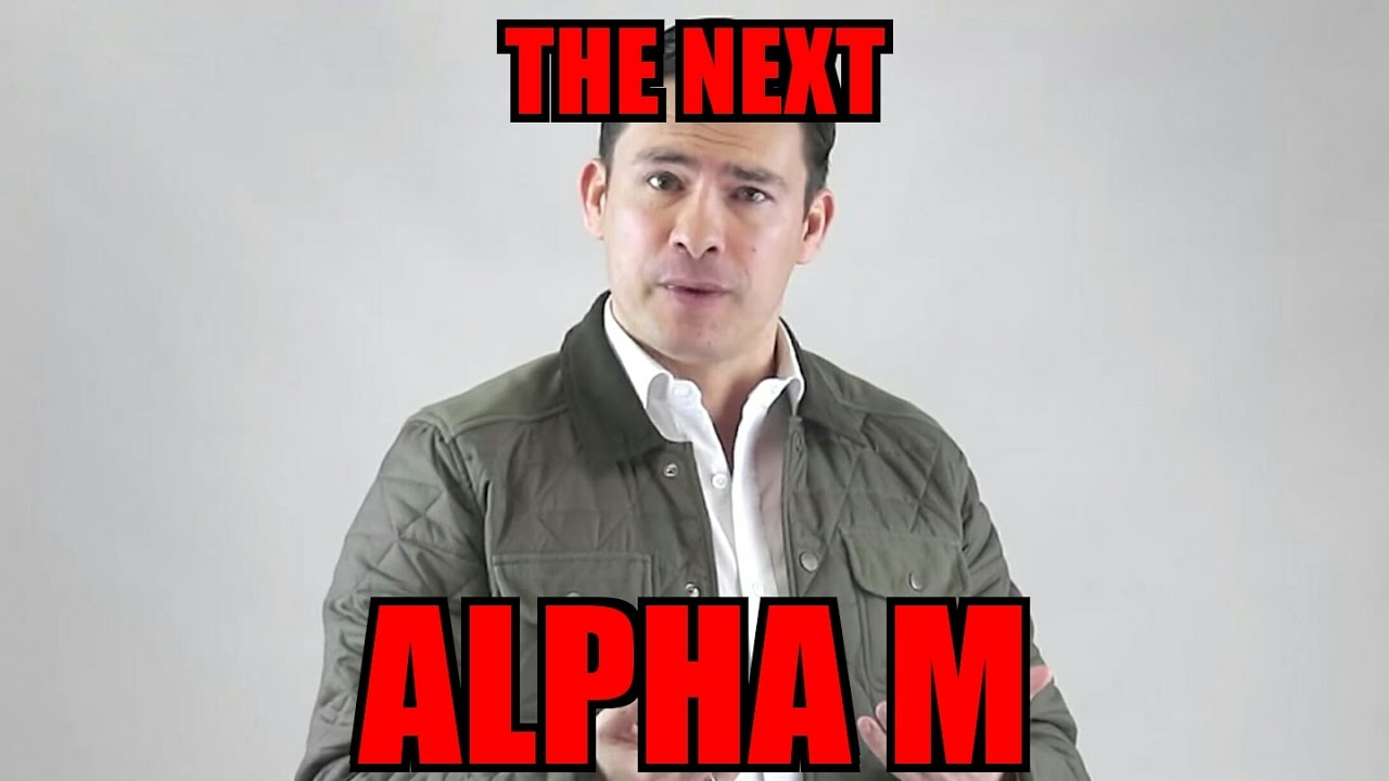 The Next Alpha M is Here and he's creepy as hell