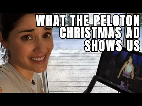 The Problem With The Peloton Christmas Ad