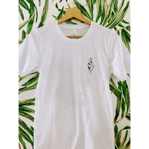 T-Shirt Unisexe Surfeuses, une collabo avec Out of The
