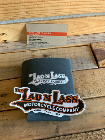 LNL Sticker / Koozie Set