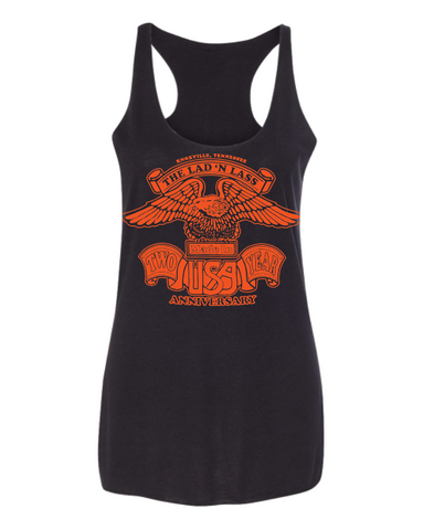 LNL Flyin' High Again Racer Back Tank