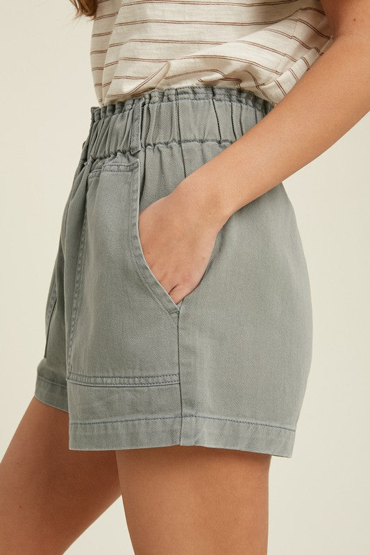Spend Some Time Shorts: Mint