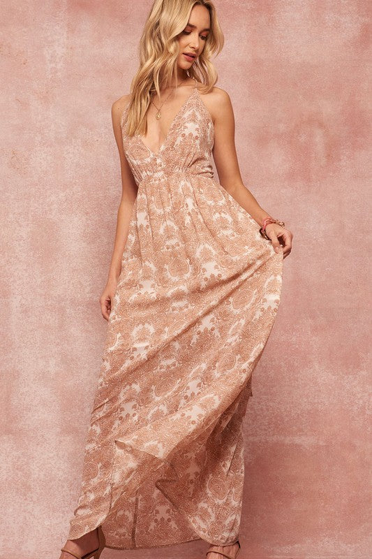 Darling Details Maxi Dress